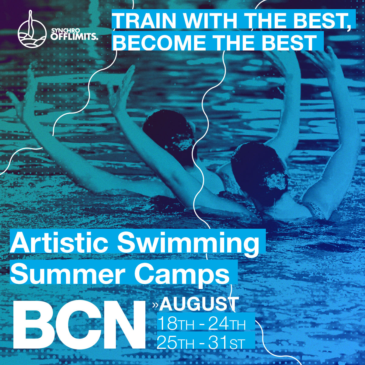 Artistic Swimming – FULL BOARD ACCOMMODATION BCN