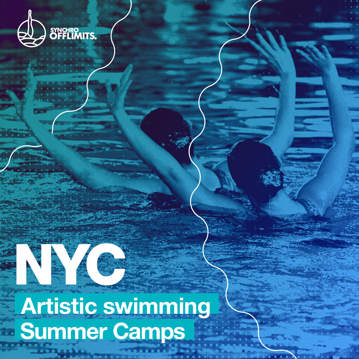 Artistic Swimming New York – FULL BOARD ACCOMMODATION – 4 Weeks