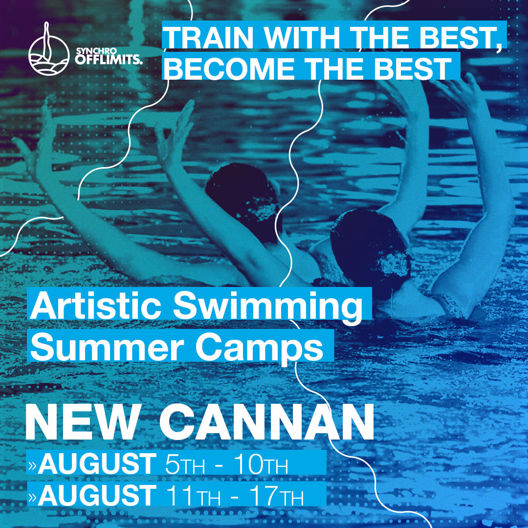 Artistic Swimming New Canaan – Day Camp – 1 Week