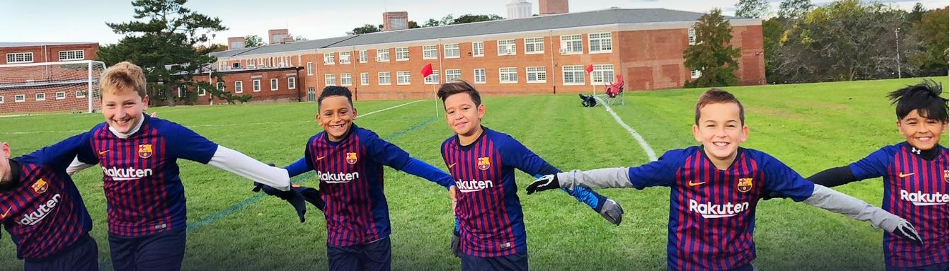 Campus de futbol FC Barcelona NY