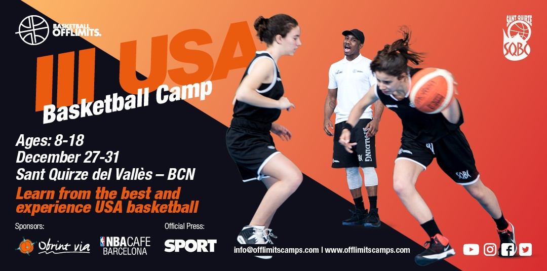 Basketball Camp - Barcelona Christmas