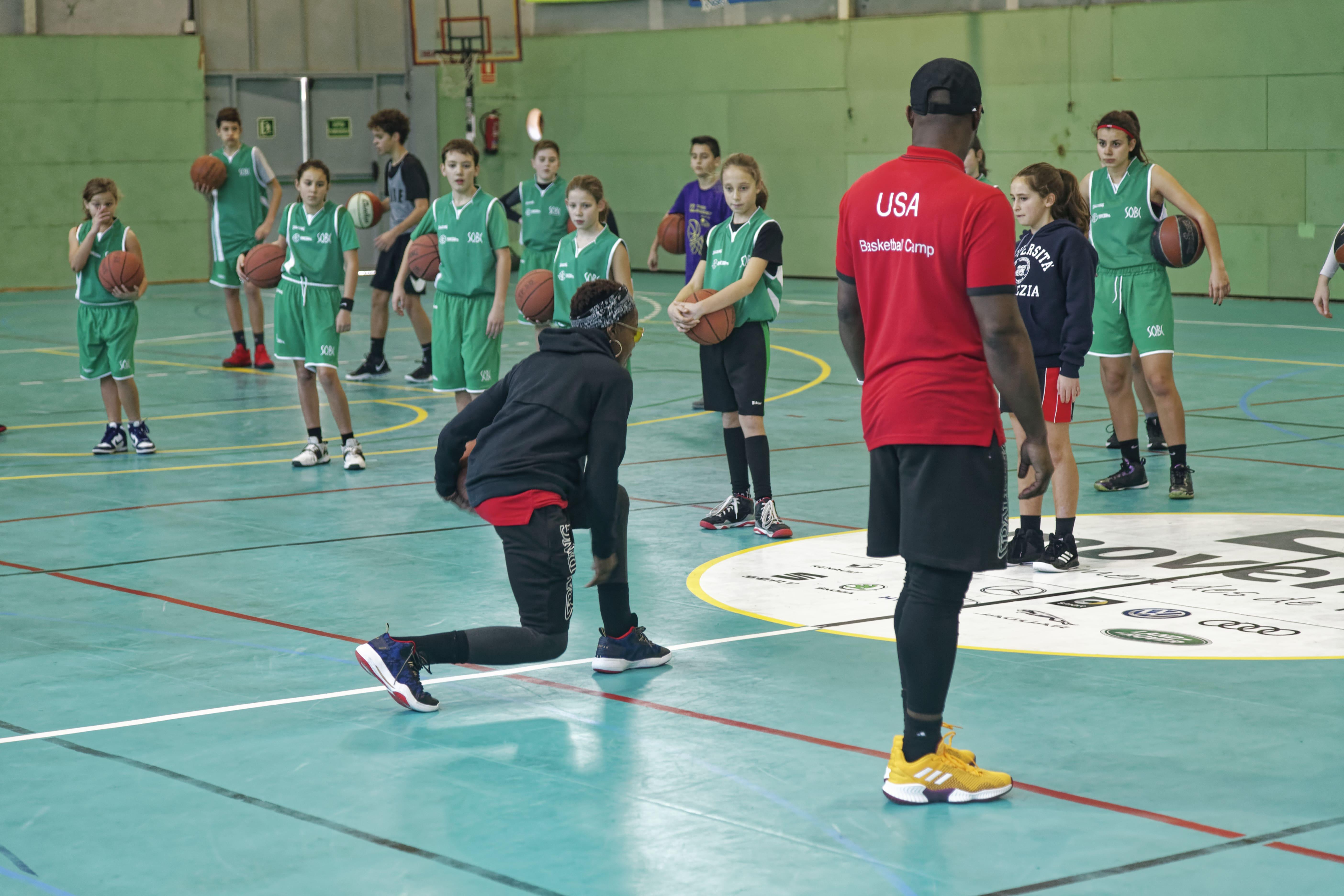 Nba Basket Campus Barcelona