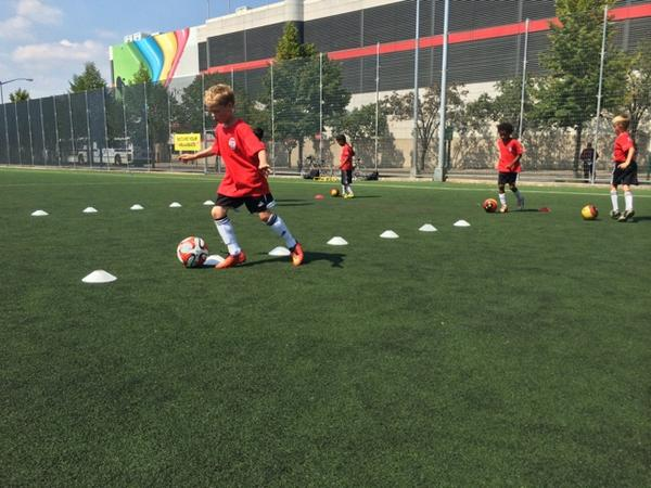 Soccer Summer Camp New York City – 4 Weeks