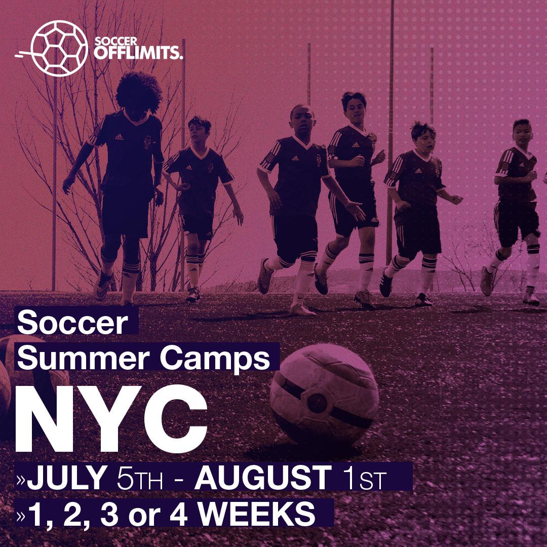 Soccer summer camp usa 2020