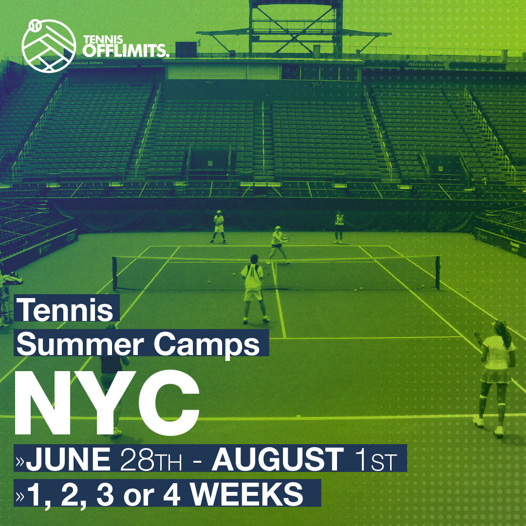 Summer tennis camp usa 2020
