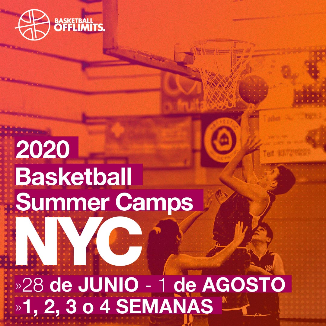 Campus baloncesto - basket - campus en usa - nueva york 2020 verano - offlimitscamps