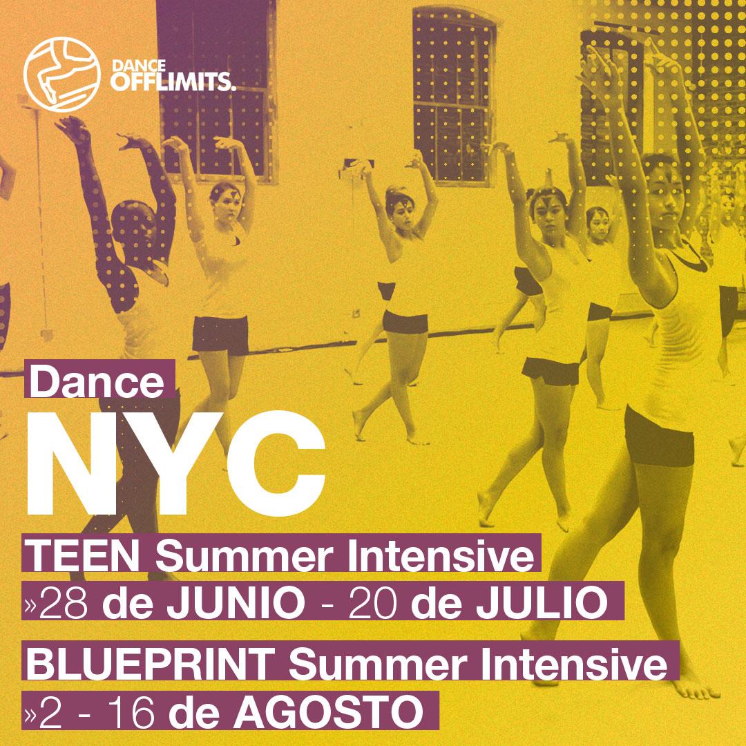 Campus danza - nueva york 2020 verano - campus en usa - offlimitscamps