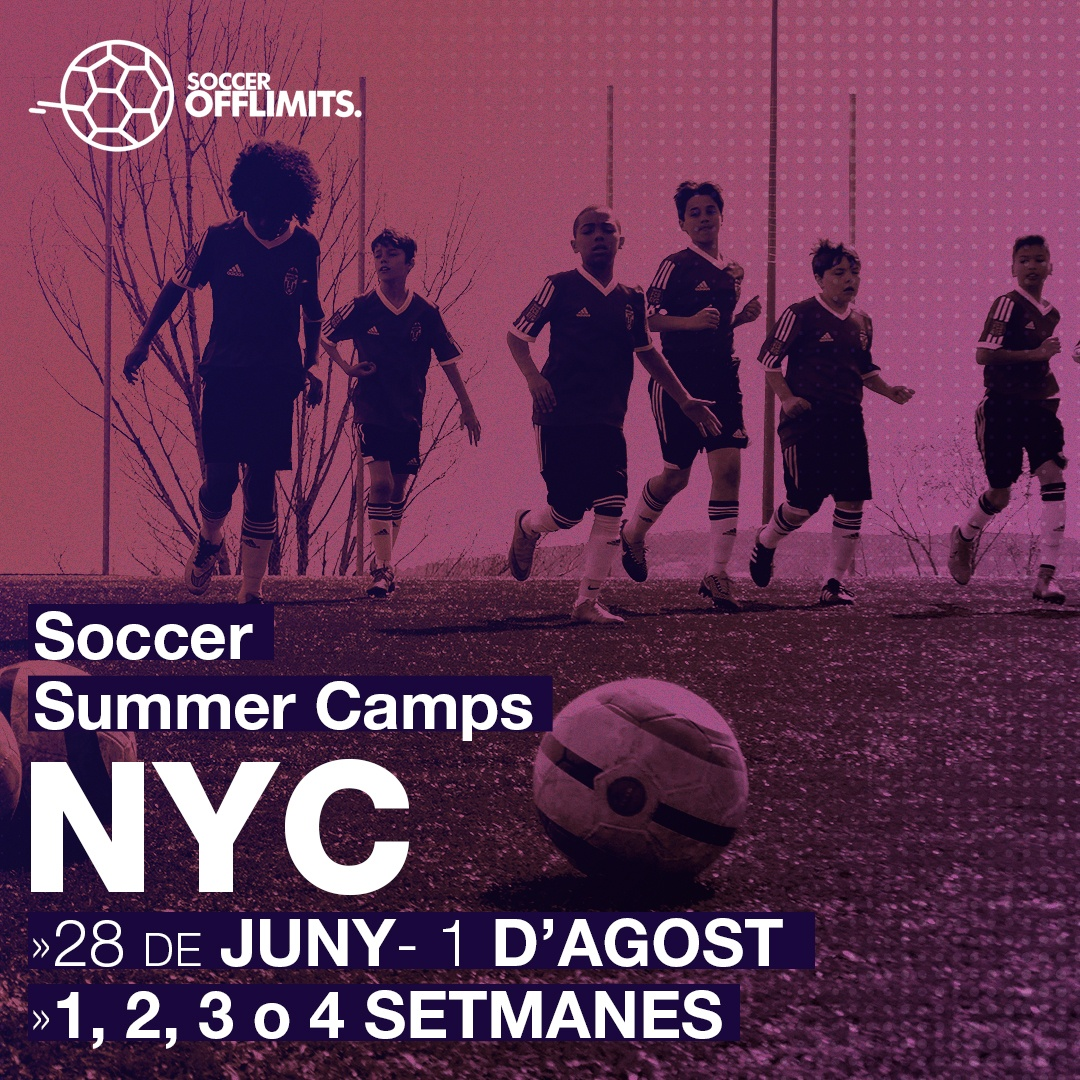 Campus futbol - nova york 2020 - offlimitscamps