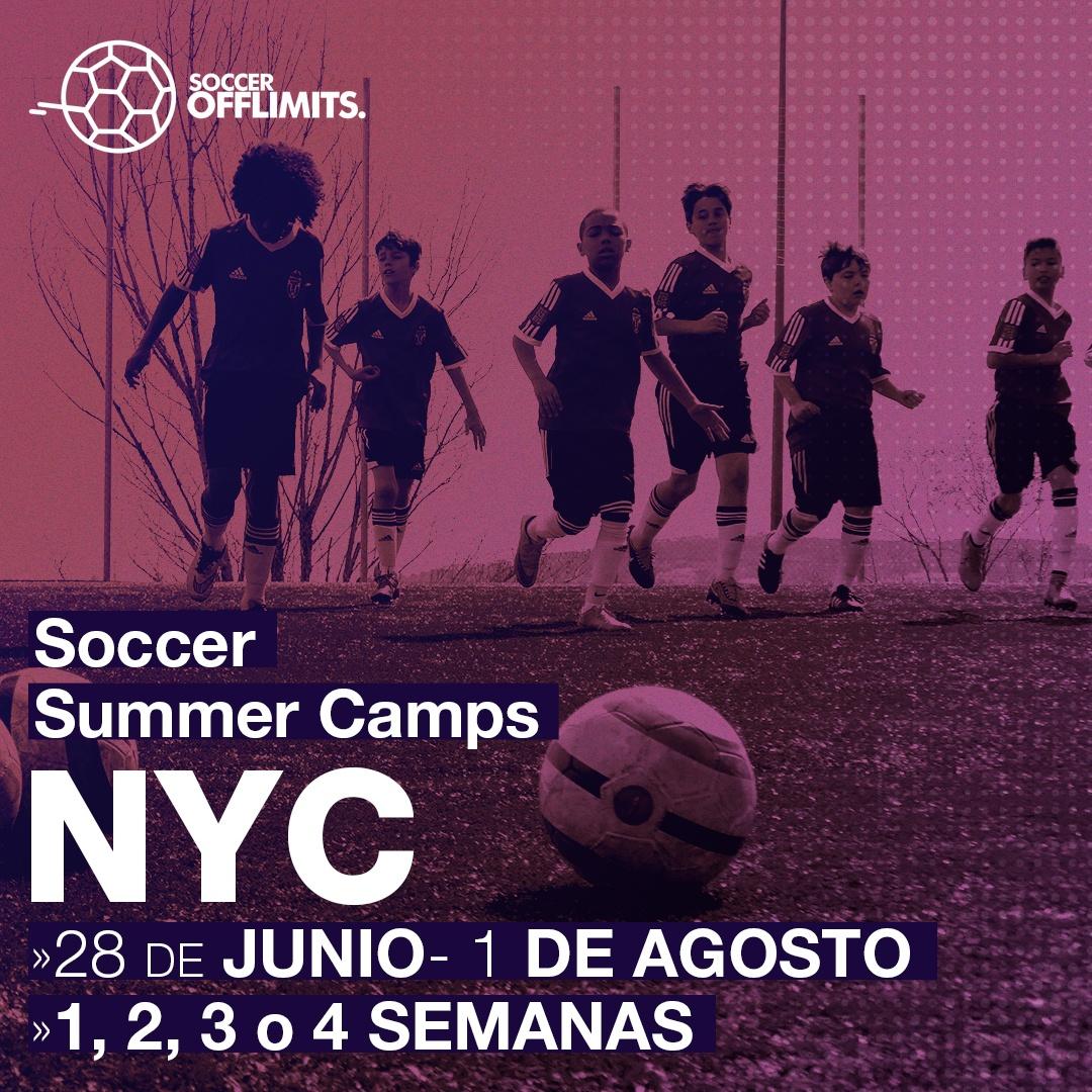 Campus futbol soccer - campus en usa nueva york 2020 verano - offlimitscamps