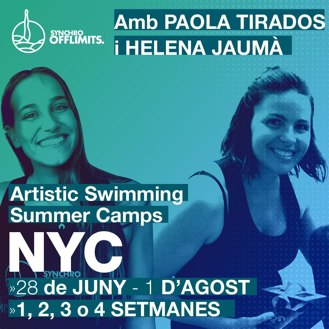 Campus natacio artisitca - nova york 2020 - offlimitscamps