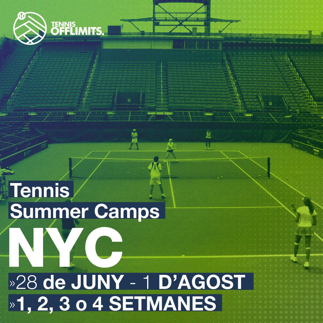 Campus tenis - nova york 2020 - offlimitscamps