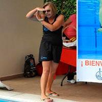 Olga Molotilova - Campus natación sincronizada