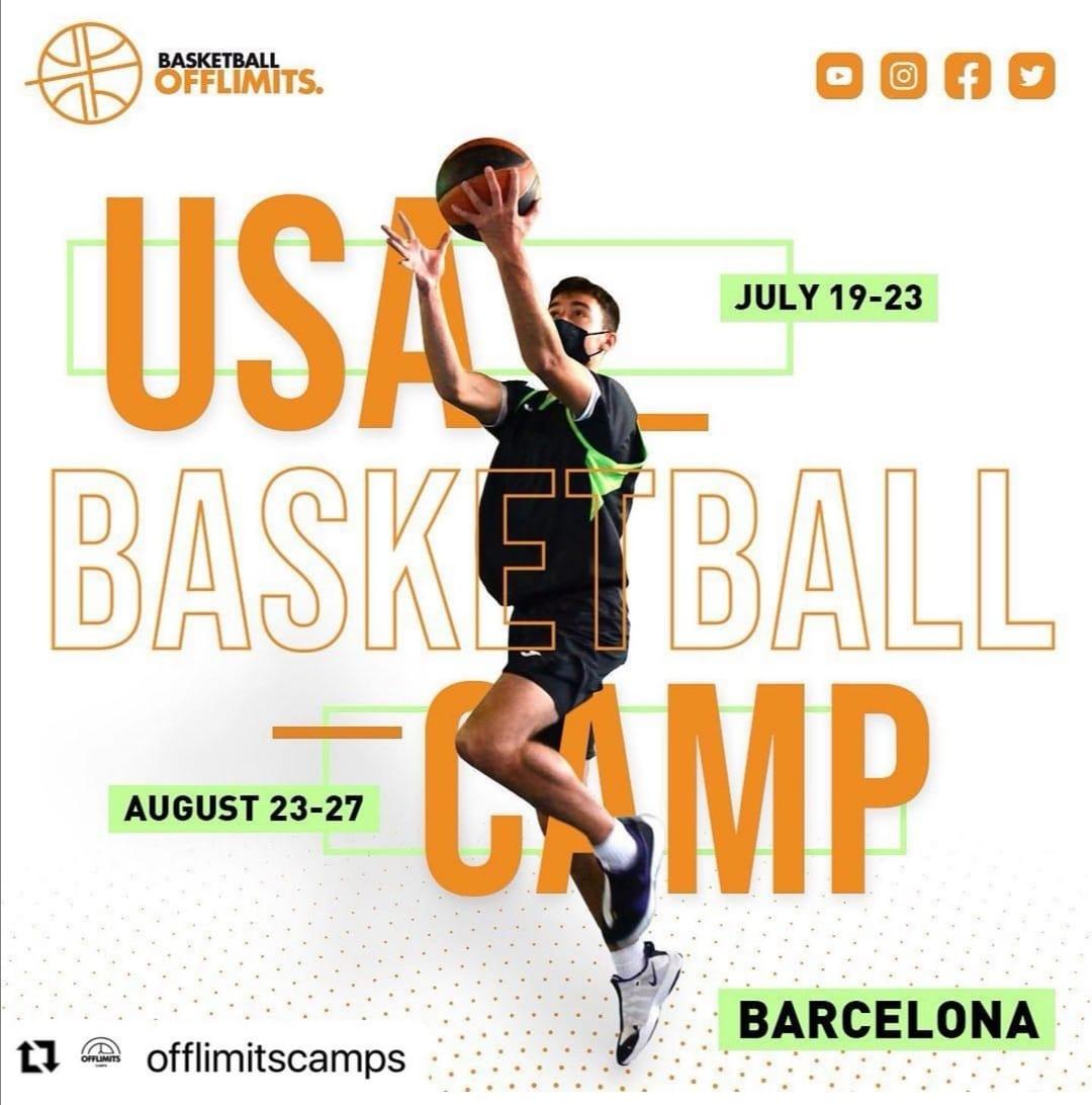 Basketball BCN Summer 2021 – Day Camp Week 2